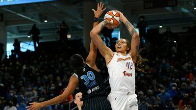 WNBA Finals Game 4: Mercury 74-80 Sky