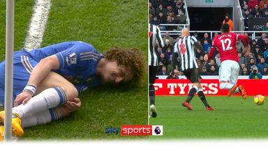 Premier League's most theatrical dives?!