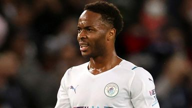 Sterling: I have dreams of playing abroad