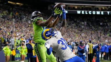Highlights: Rams 26-17 Seahawks