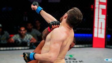 Cooper III defends title with Magomedkerimov KO
