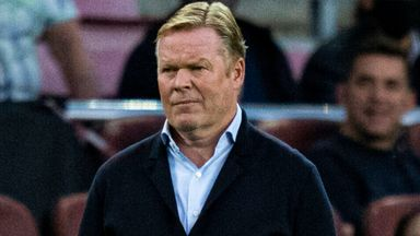 'Koeman should be treated with more respect'