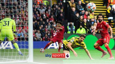 Gillette Precision Play: Salah's stunner