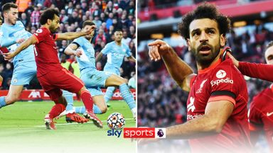 Salah's wondergoal from all angles!