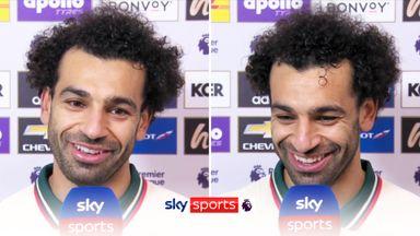 Salah makes history at Old Trafford