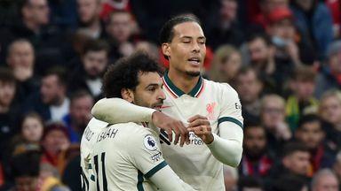 'Absolute mayhem!' - Salah scores again!
