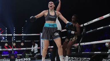 Marshall: Shields fight biggest in women's boxing