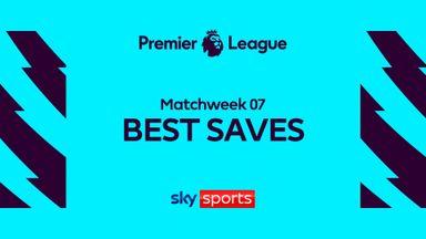 PL Best Saves MW7: De Gea, Ramsdale, McCarthy
