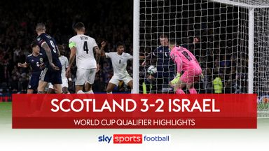 Scotland 3-2 Israel
