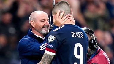 Jackson: Scotland performance lacked urgency
