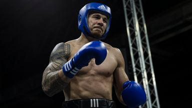 Williams: I took up boxing to pay off a debt