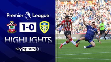 Saints beat Leeds to secure first league win
