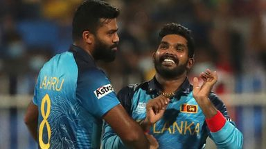 Highlights: Sri Lanka roll Netherlands for 44
