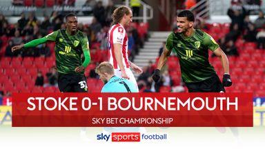 Stoke 0-1 Bournemouth