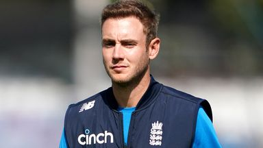 Broad 'fit and firing' ahead of Ashes