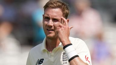 Broad: We have to focus on cricket