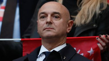 'How many rebuilds does Levy need?'