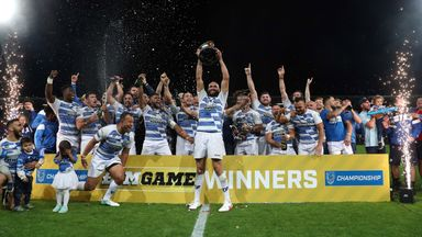Toulouse Olympique 34-12 Featherstone Rovers