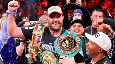 What next for the heavyweight division?