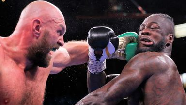 Nelson: Fury is a complete and utter fighting machine
