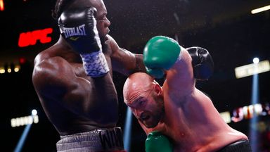 Fury: 'Sore loser' Wilder knows he got beat fair and square