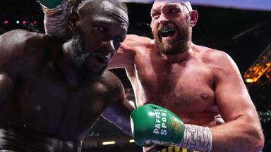 Froch: Fury could retire after Wilder win