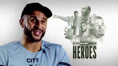 Black History Month - Heroes: Walker