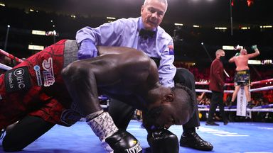 Whyte: Wilder's career could be finished