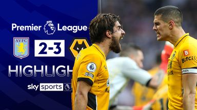 Wolves snatch late victory in stunning comeback