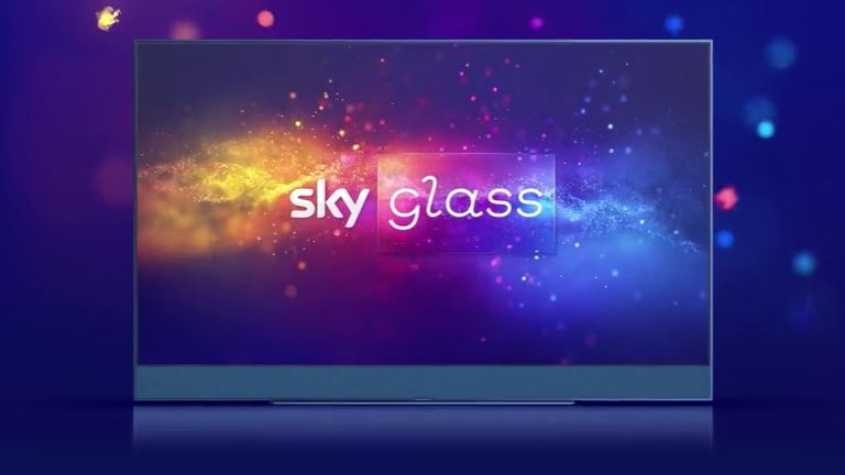 Sky Glass: The streaming TV from Sky