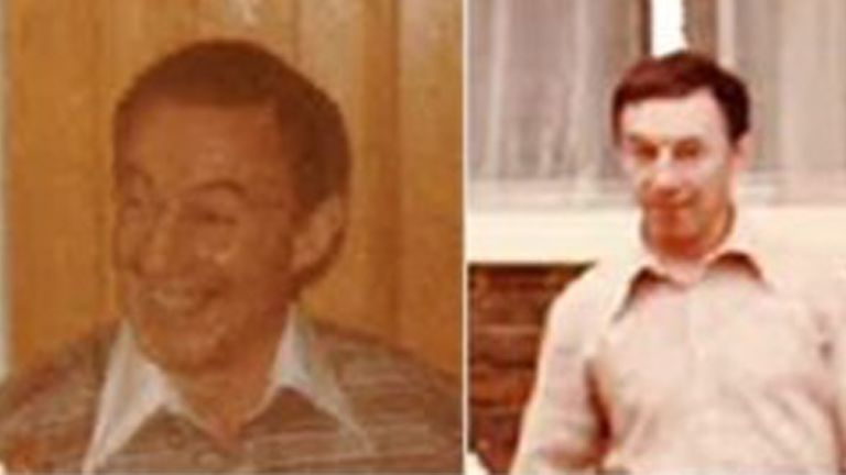 The investigation into Mr Ainscough's murder was closed in 1985 after no leads were found