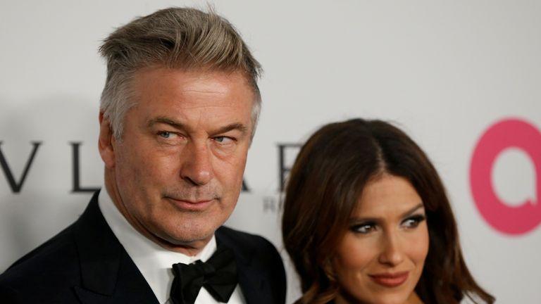 Hilaria Baldwin has spoken about the shooting for the first time
