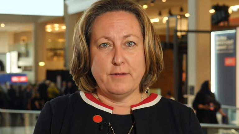 Anne-Marie Trevelyan says government grants for clean energy solutions are a 'fantastic opportunity'