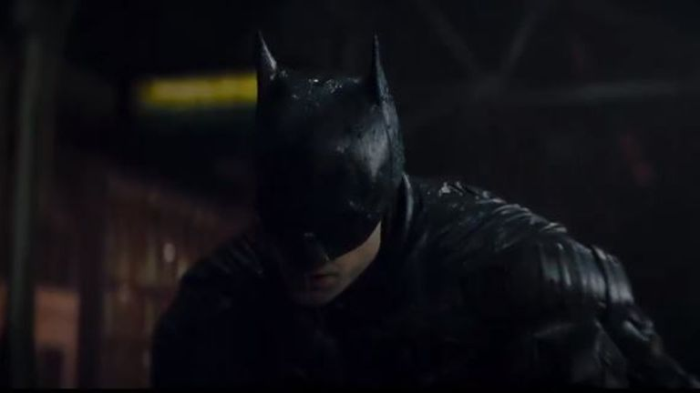 The Batman. Pic: Warner Bros