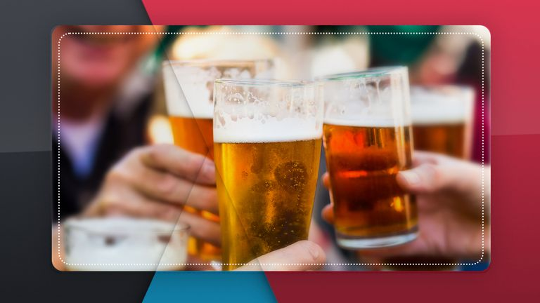 The chancellor made several changes to alcohol duty