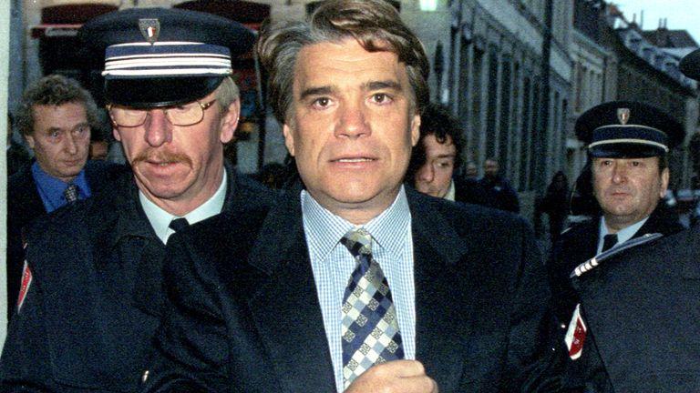 Bernard Tapie jail