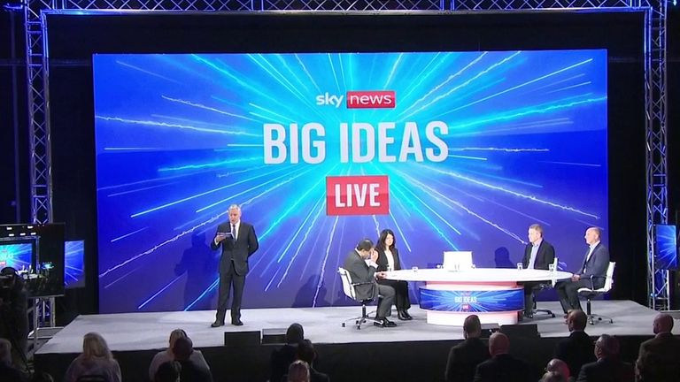 Sky's Ian King presents a special edition of his programme live from Rotherham.