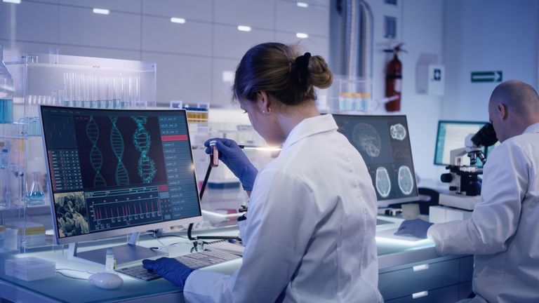 The science minister also wants the UK to better commercialise its biotechnology
