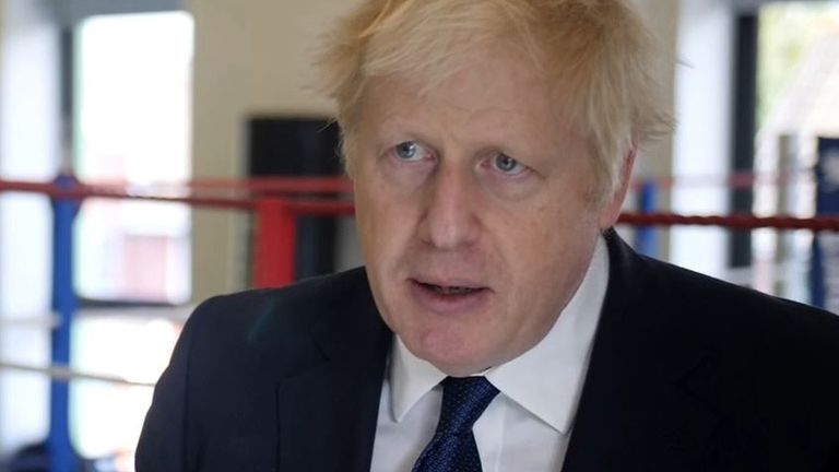 The prime minister says that investigations into sex crimes take a long time at the CPS stage