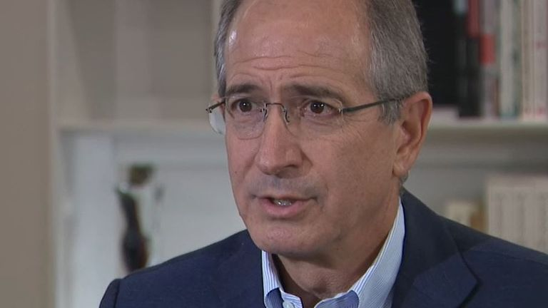 Brian Roberts is chairman of Comcast and explains the new product, Sky Glass