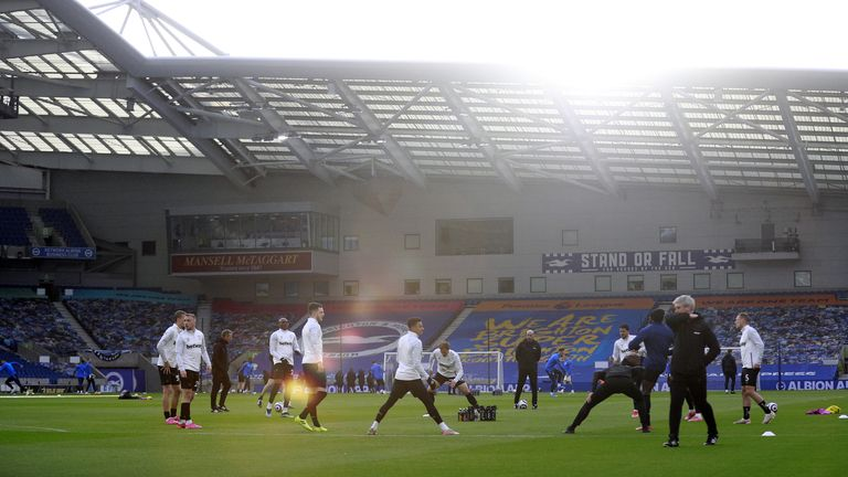 A diagnostic centre will be housed in Brighton and Hove Albion's stadium