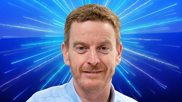 Carl Ennis: CEO (UK), Siemens