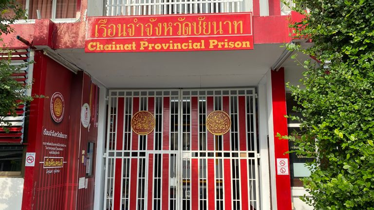 Chainat jail is using the herbal remedy to treat prisoners