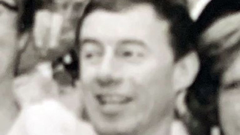 Christopher Ainscough died in 1983