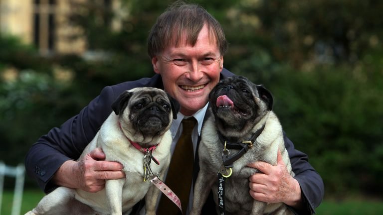Sir David Amess death: Southend constituents remember 'compassionate' MP who 'everybody loved'