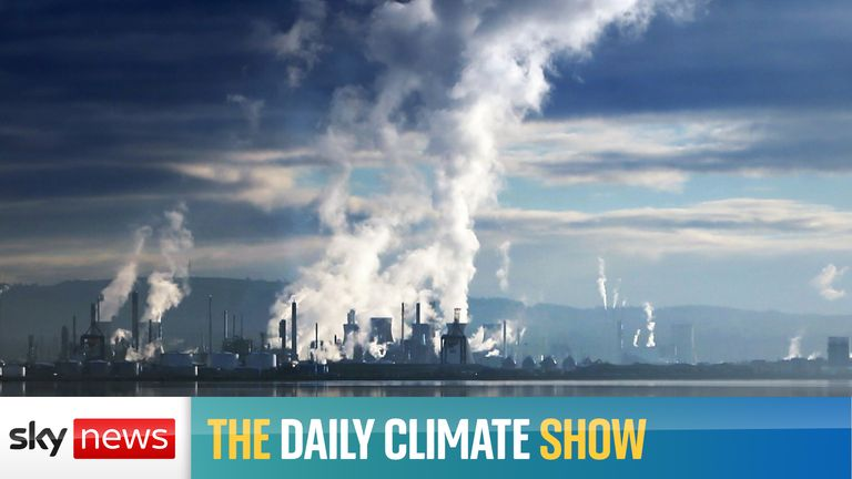 The UN has warned that world leaders aren't doing enough to cut carbon emissions to combat global warming.