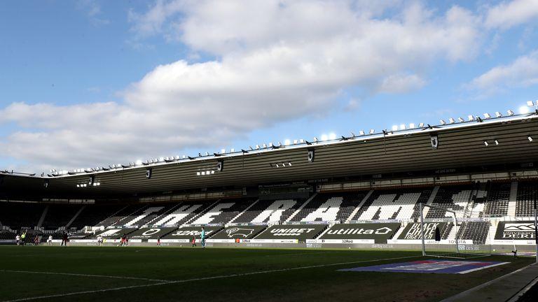 Derby ground