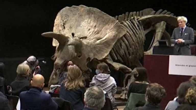 Big John is sold at auction for £5.6m