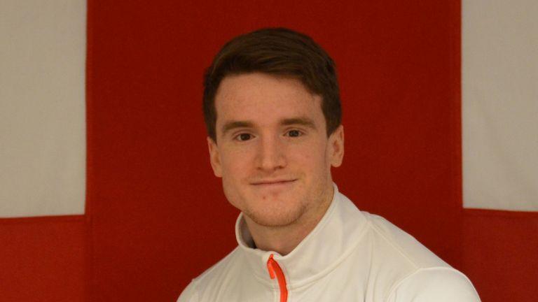David Jenkins Team England Diving Coach  CREDIT: Team England