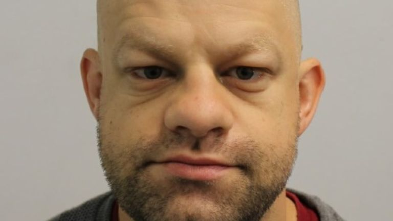 Dominik Kuzio, of no fixed abode, was convicted on Monday
